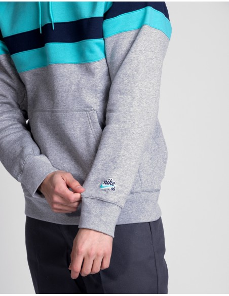 Icon Hoodie Stripes