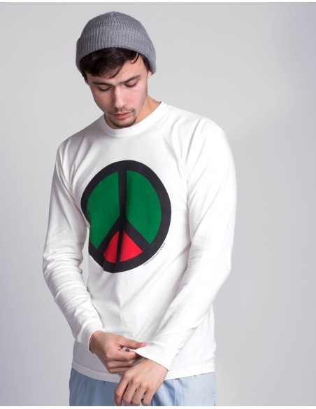 Peace Pig. LS Dyed Tee