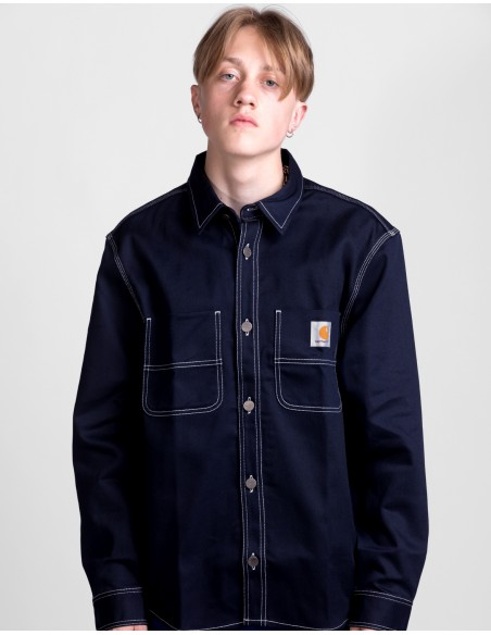 Chalk Shirt Jacket