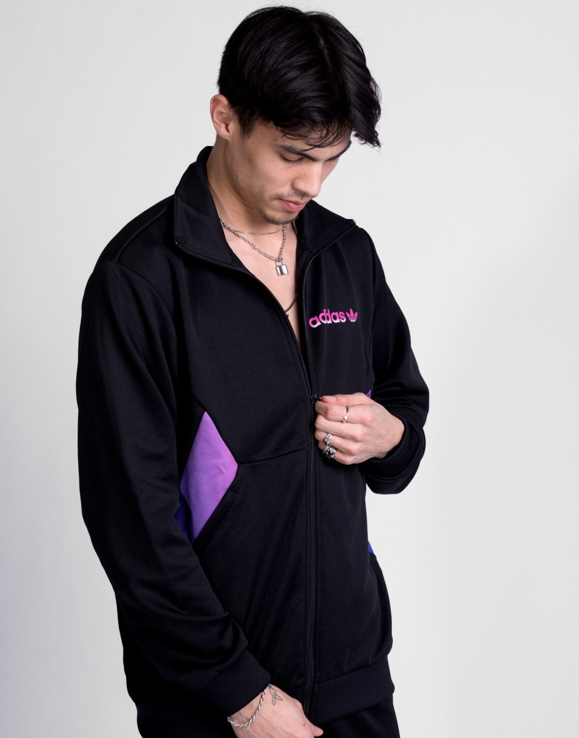 Image of   Degrade Track Top