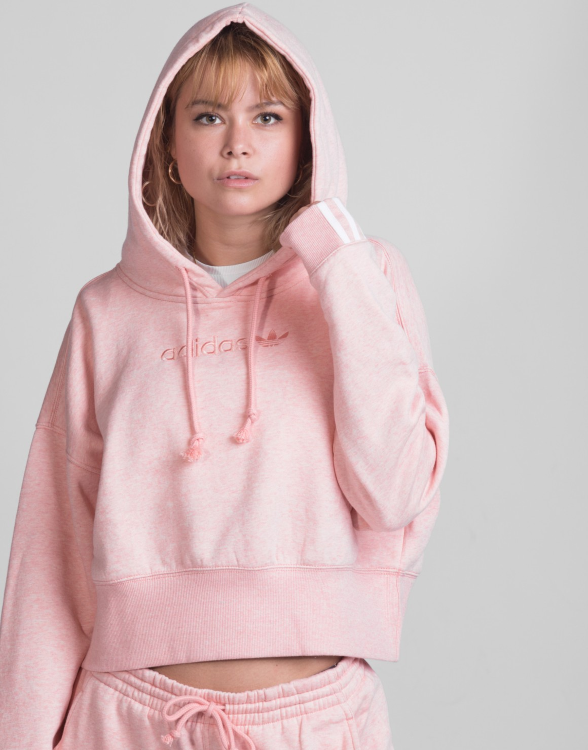 Image of   Coeeze Cropped Hoodie