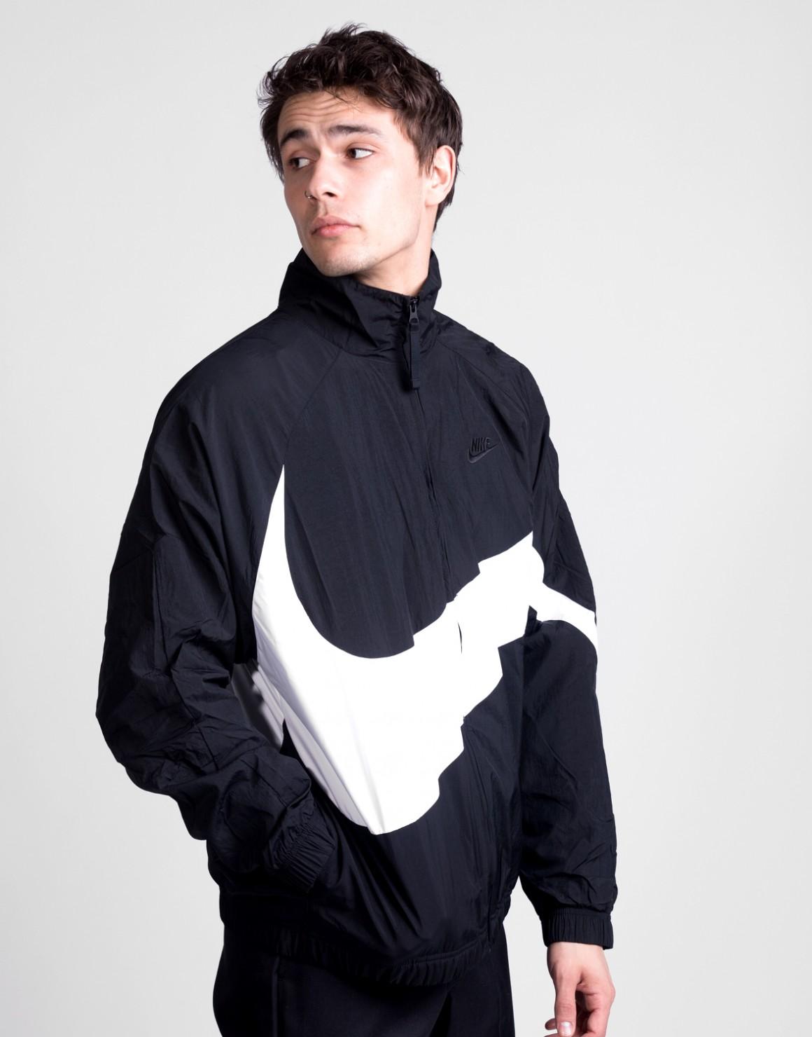 Image of   Woven Hybrid Jacket