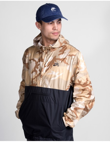 Anorak Camo Jacket