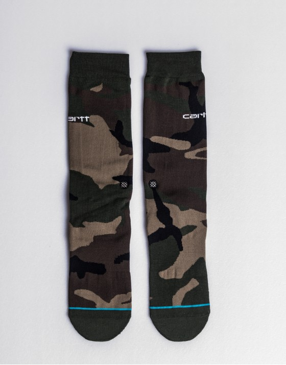 Camo Laurel Socks