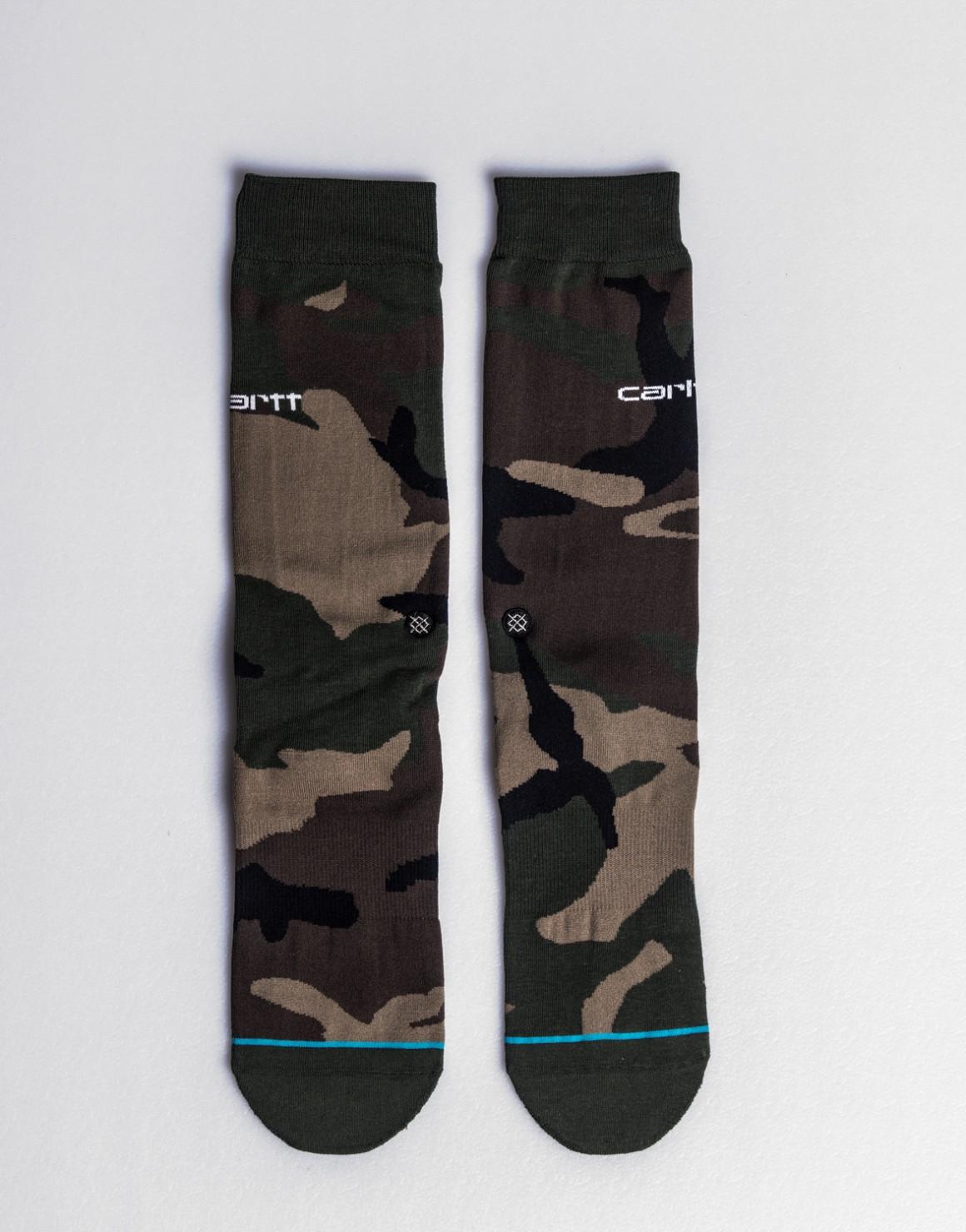 Camo Laurel Socks