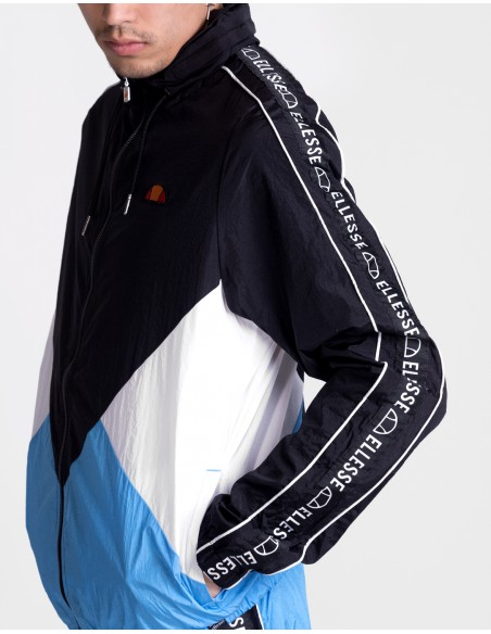 El Lapaccio Taped Track Jacket