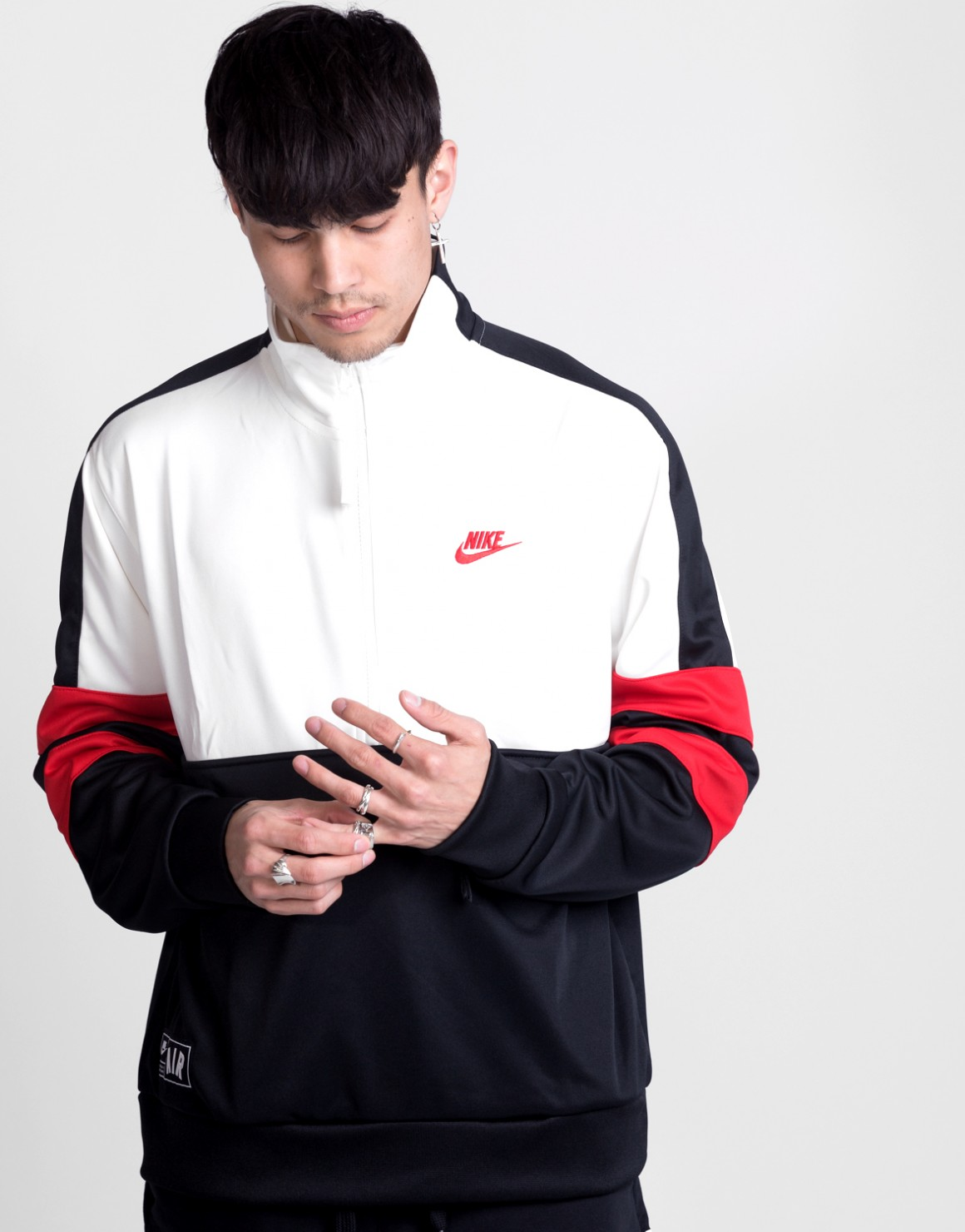 Image of   Air Halfzip Track Jacket