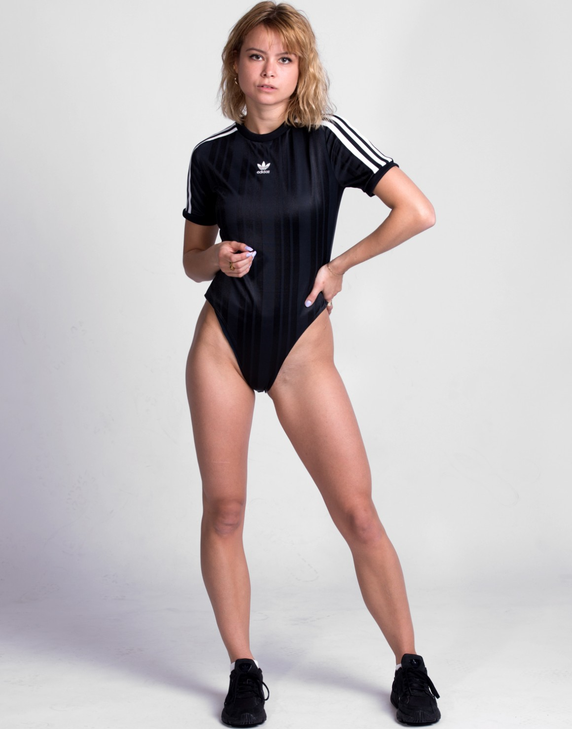 3 stripes Body Suit