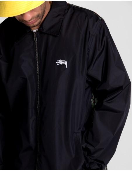 Leopard Panel Jacket