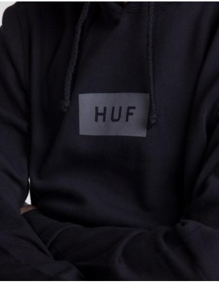 Bar Logo Overdyed Hoodie
