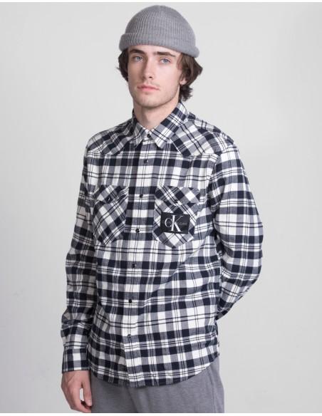 Check Western Flannel