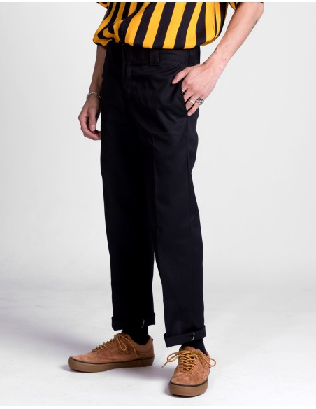 Slim Straight Work Pant