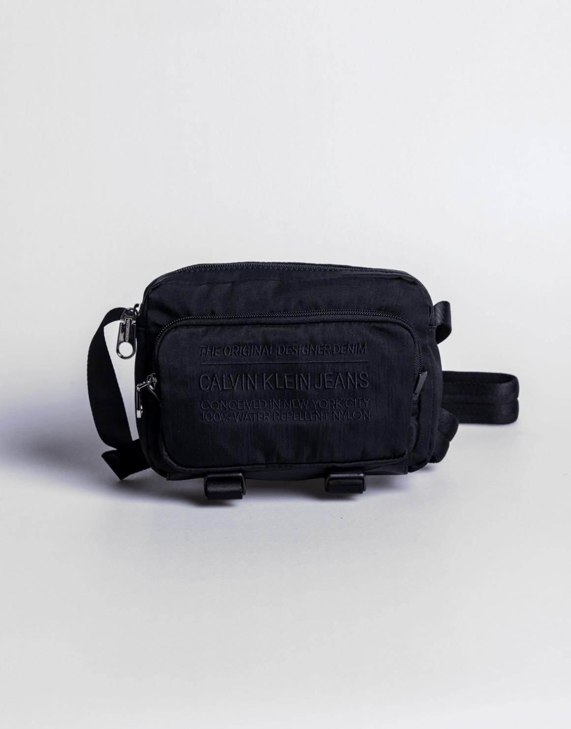 Nylon Utility Shoulder Bag
