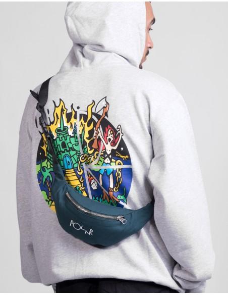 Script Hip Bag