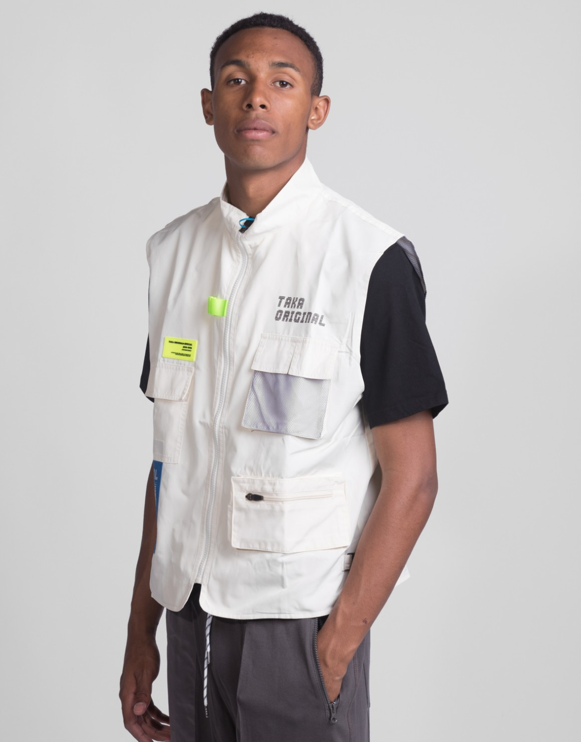 Cyber Office Multi Pocket Vest