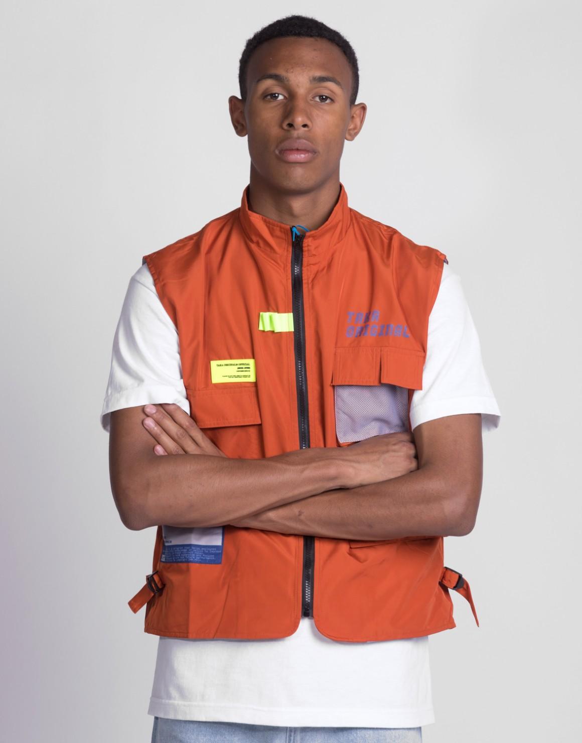 Image of   Cyber Office Multi Pocket Vest
