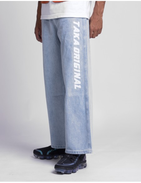 Old School Loose Fit Jeans