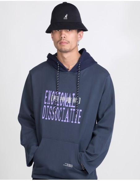 Dissociative Two Tone Hoodie