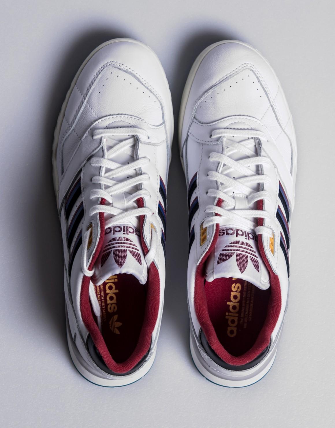 adidas ar trainer burgundy
