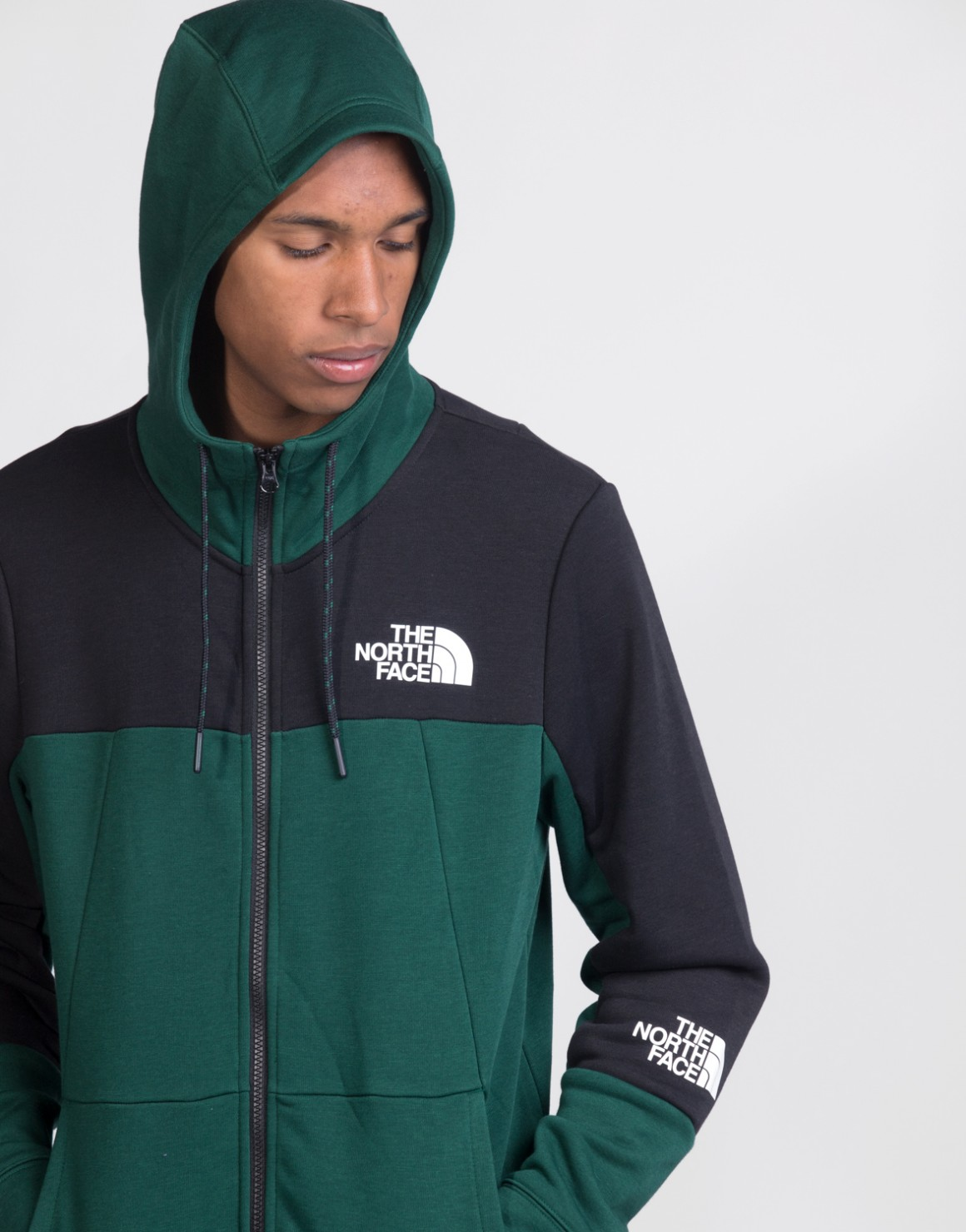 Mountain Light Zip Hoodie