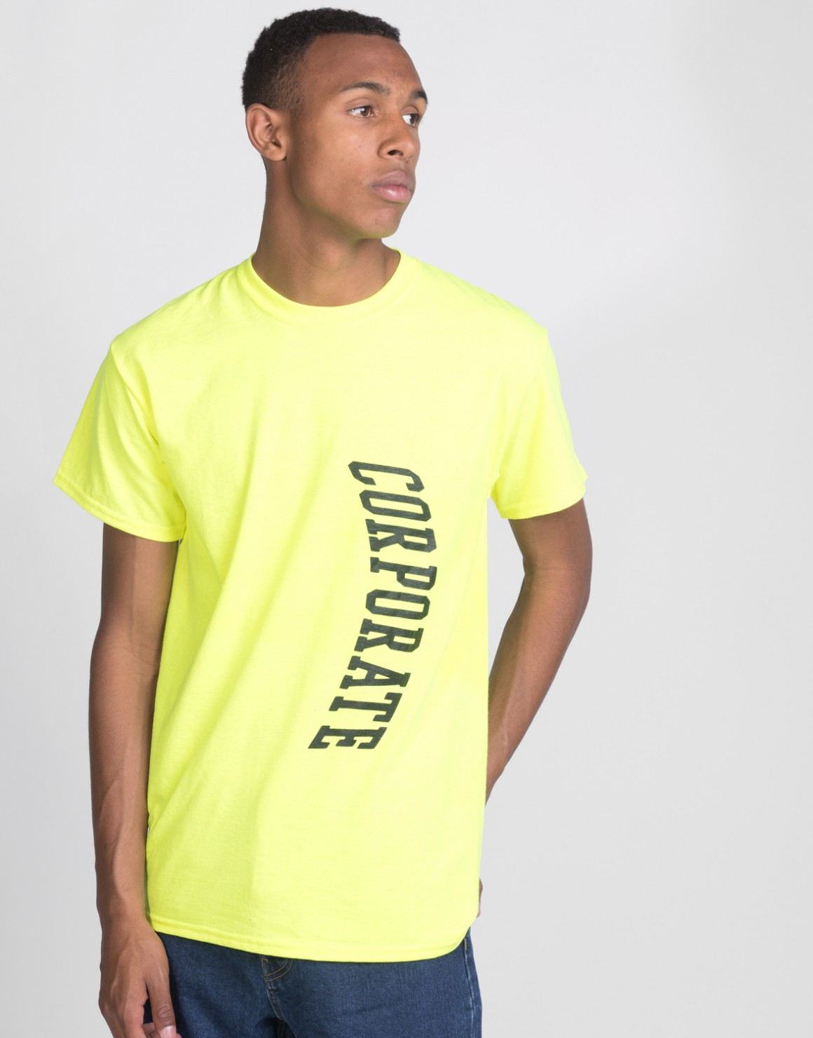 Image of   Coporate Anarchy T-shirt