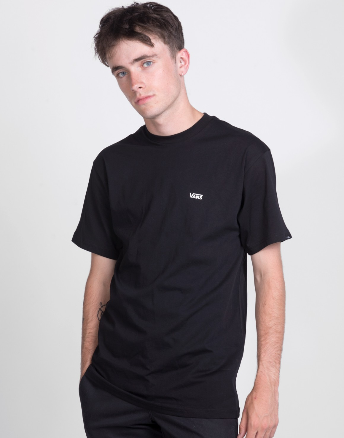 Image of   Chest Logo Tee