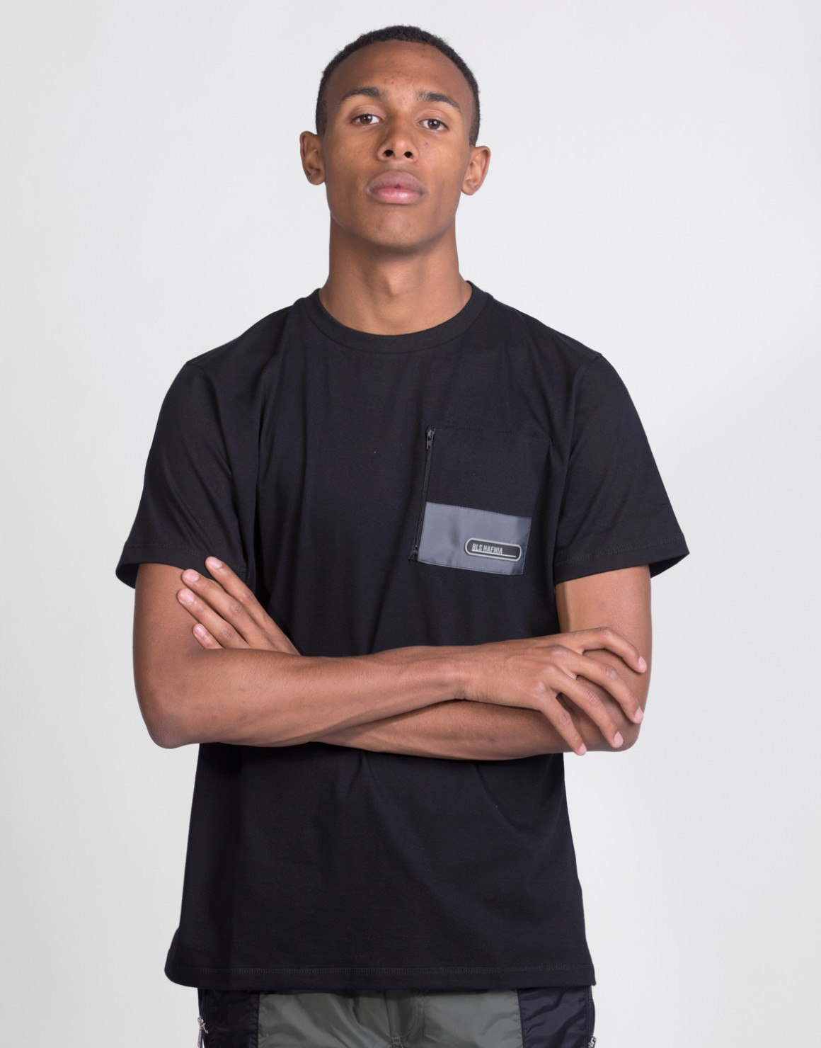 Donovan Pocket Tee