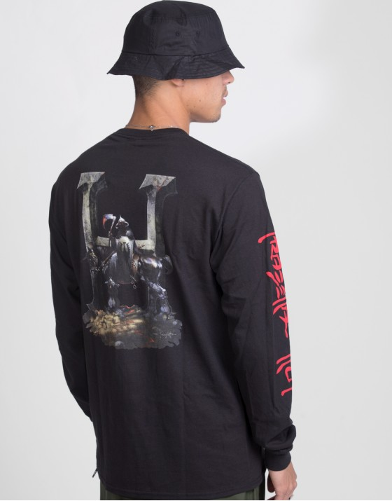 Frazette Death Dealer L/S Tee