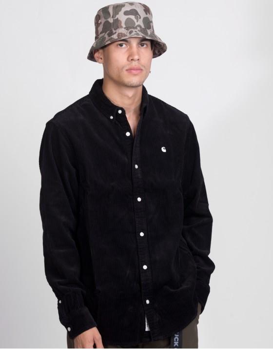 L/S Madison Cord Shirt