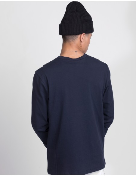 Crewneck Long Sleeve T-shirt