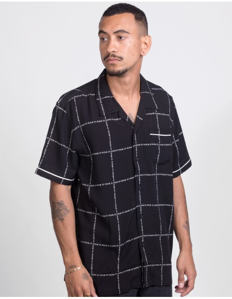 FUCK IT S/S Woven Shirt