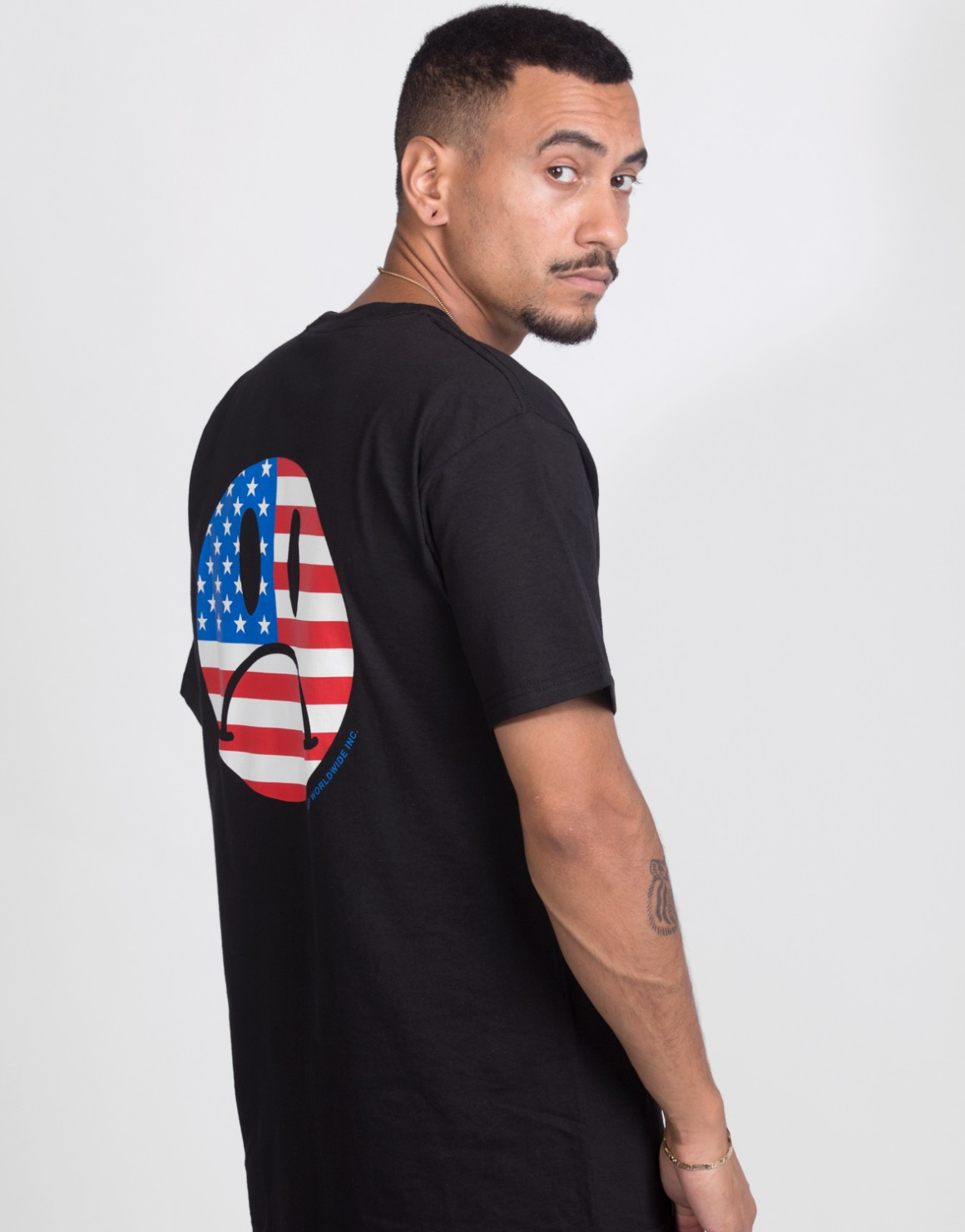 Image of   Bummer USA S/S Tee