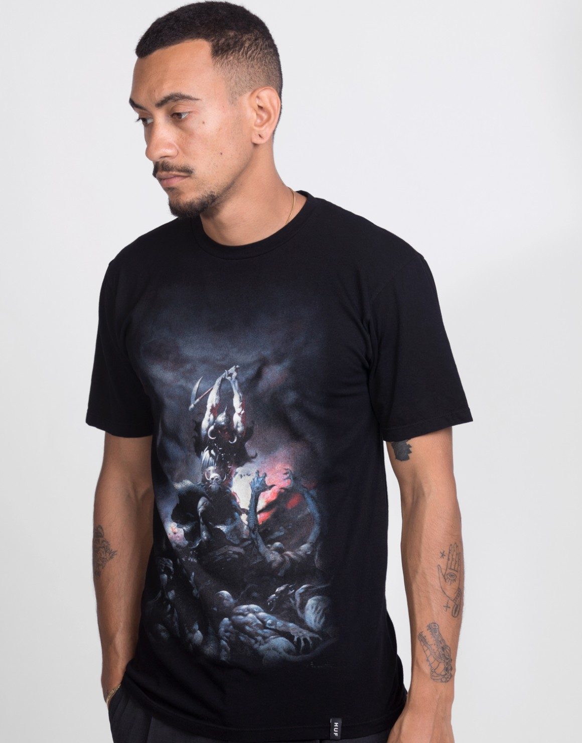 Frazetta Death Dealer S/S Tee
