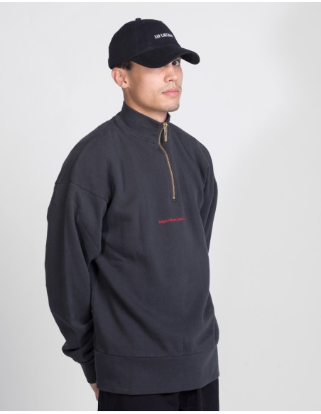 Half Zip Sweat