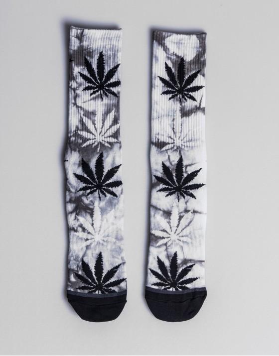 Tie-Dye Plantlife Sock