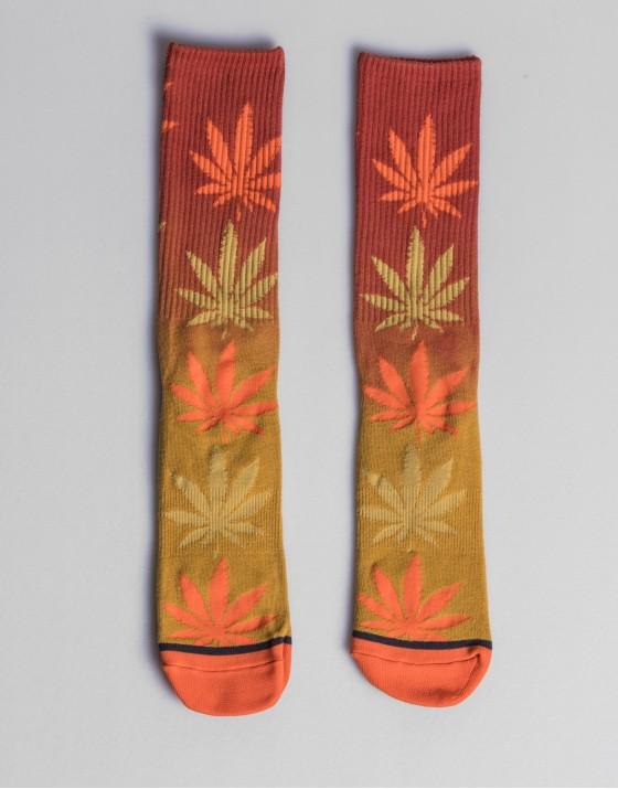 Gradient Dye Plantlife Sock
