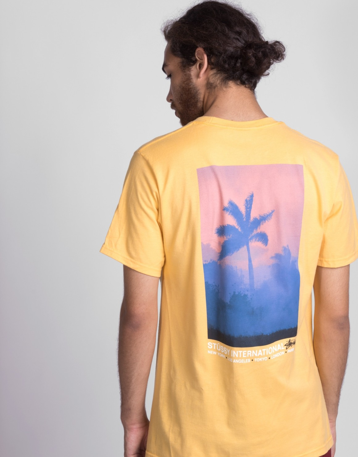 Image of   Fire Palms Tee