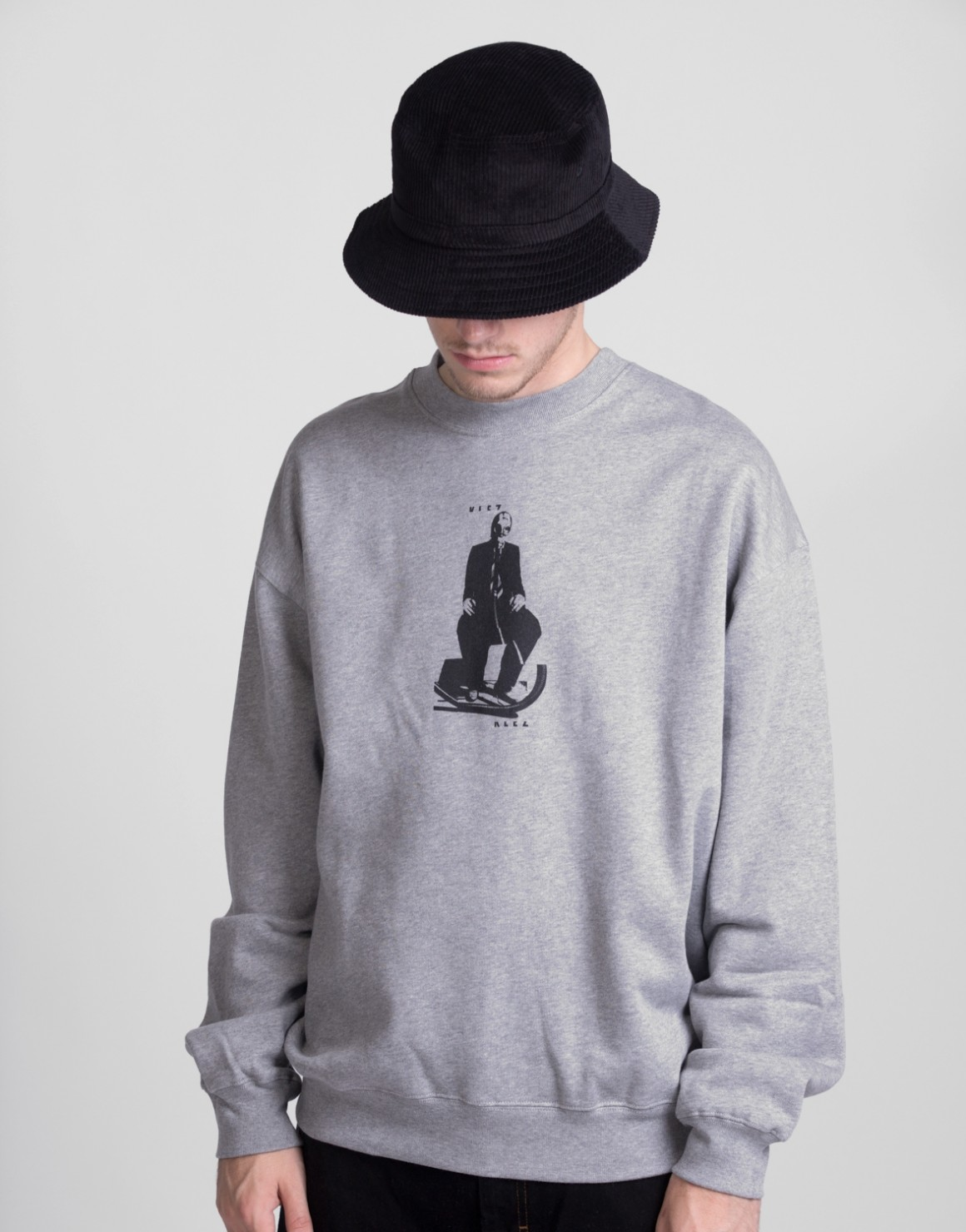 Image of   Brain Blower Crewneck