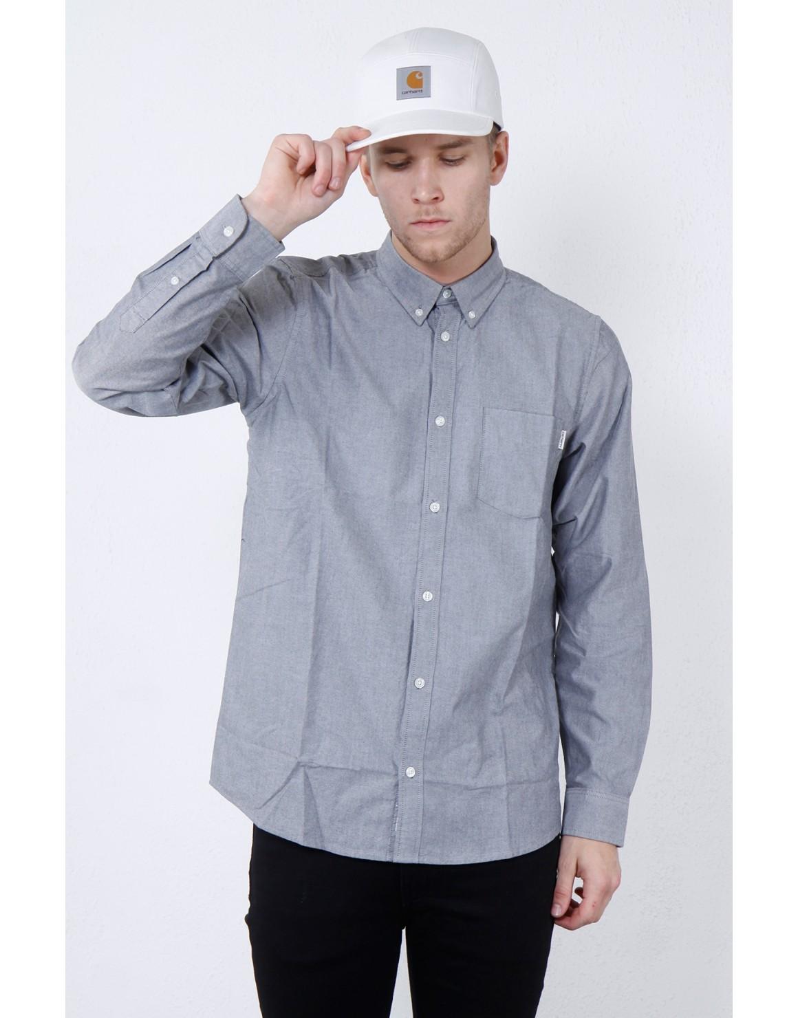 L/S Button Down Pocket Shirt