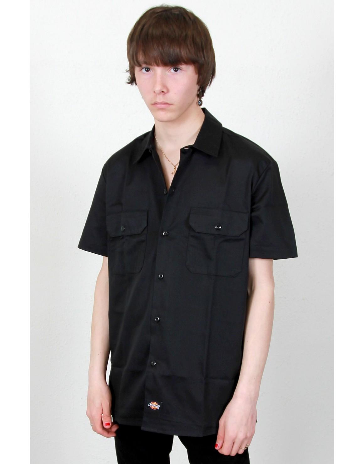 S/S Slim Shirt