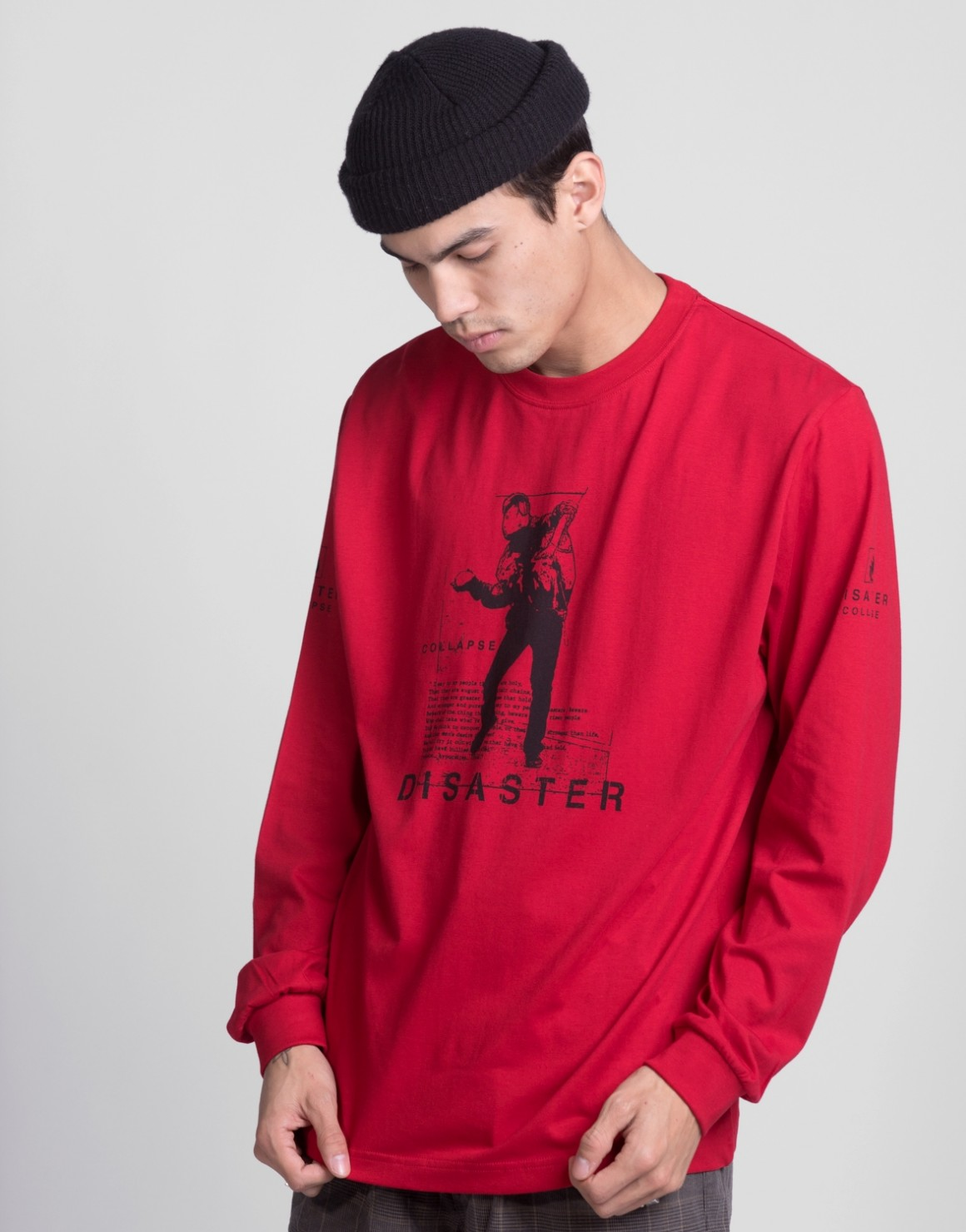 Image of   Longsleeve Disaster T-shirt