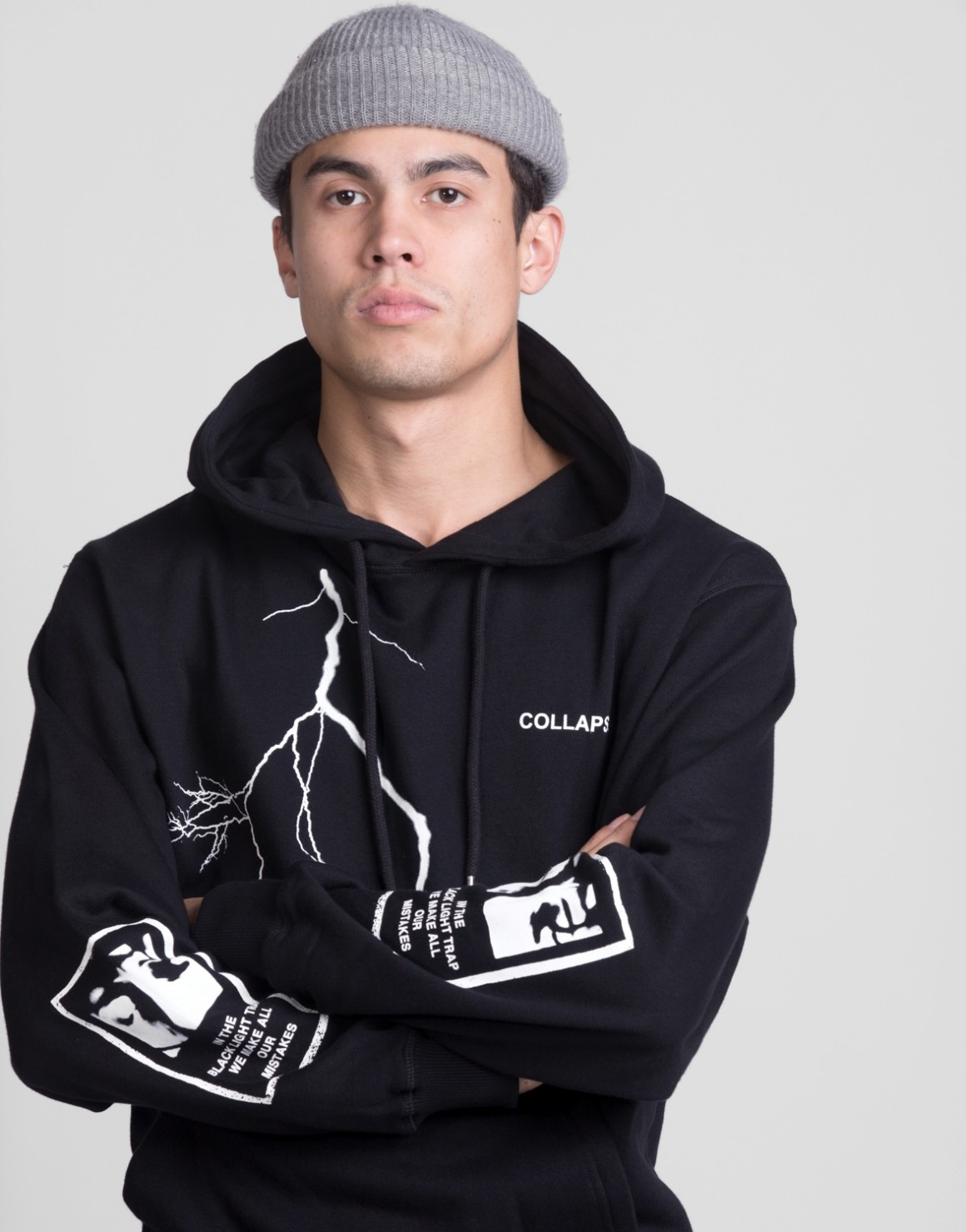 Image of   Collapse Hoodie