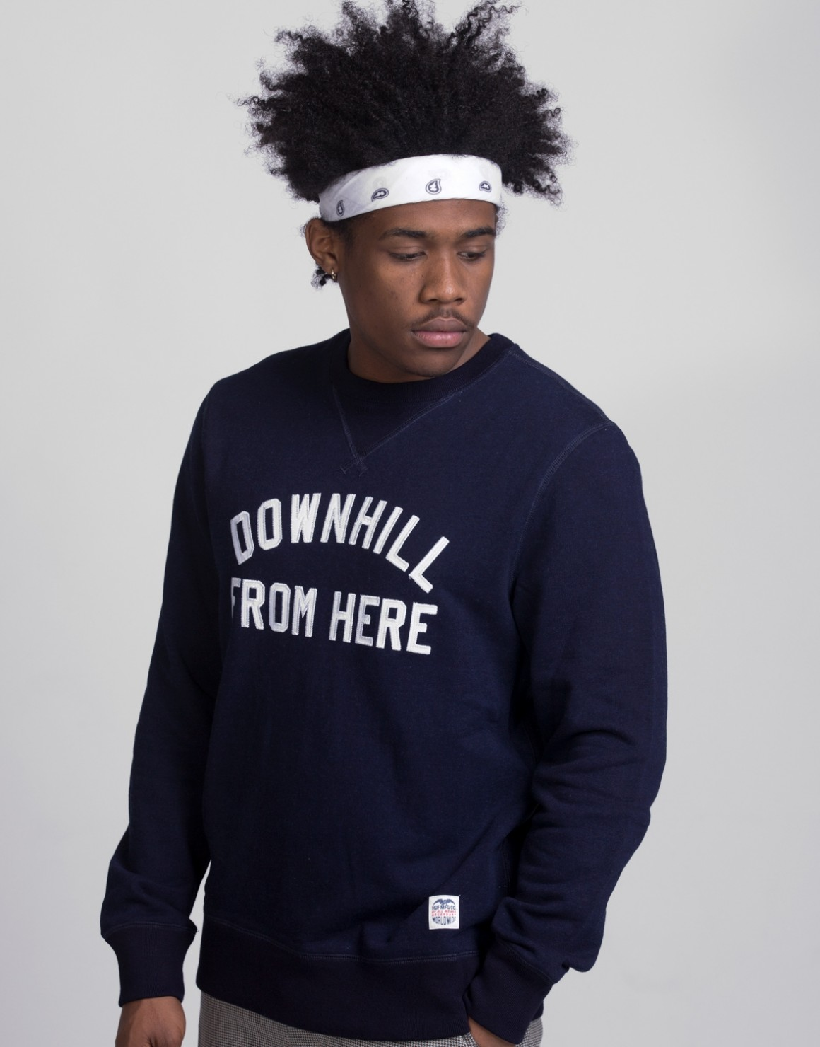 Image of   DFH Crew Fleece