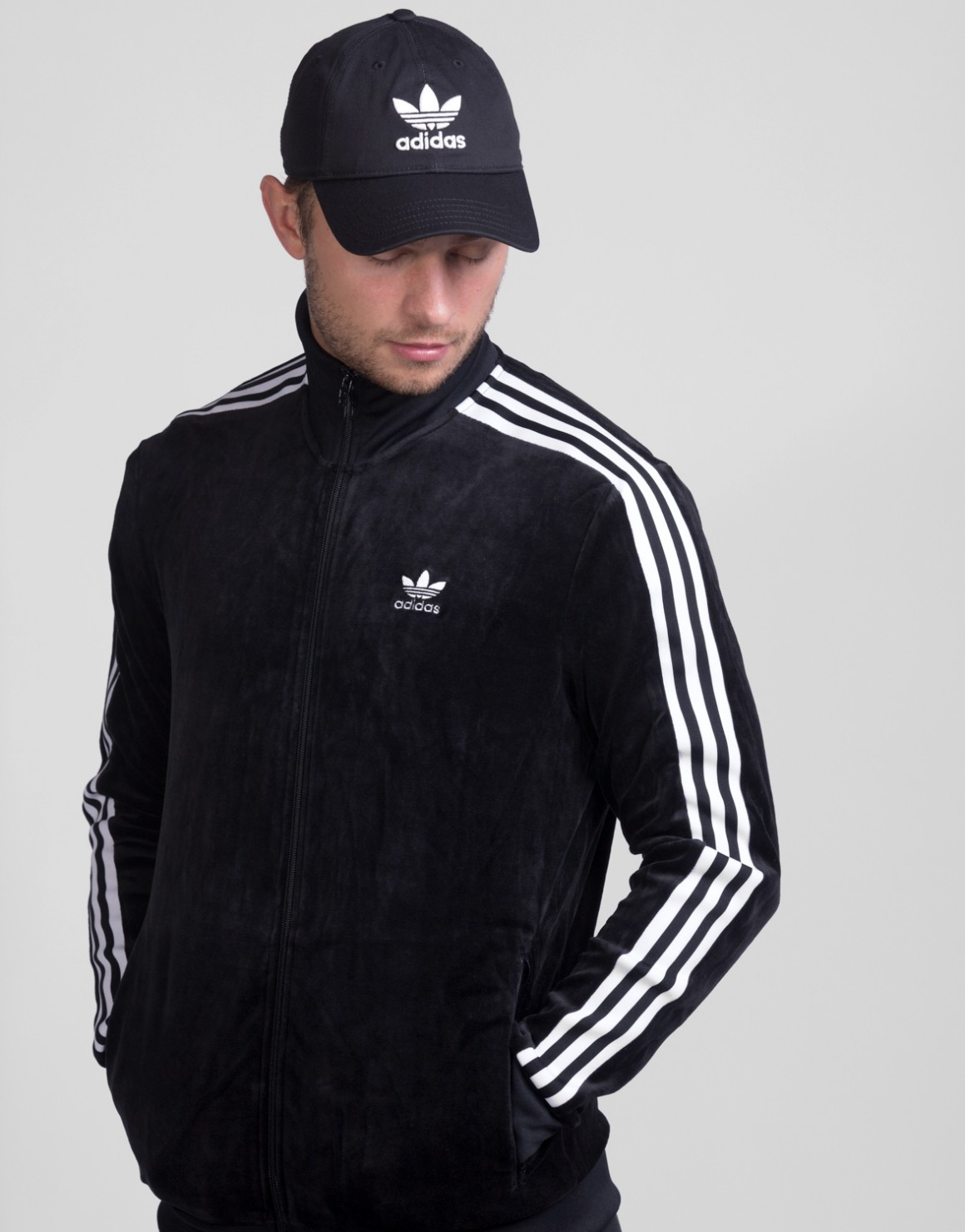 Image of   Cozy Track Top