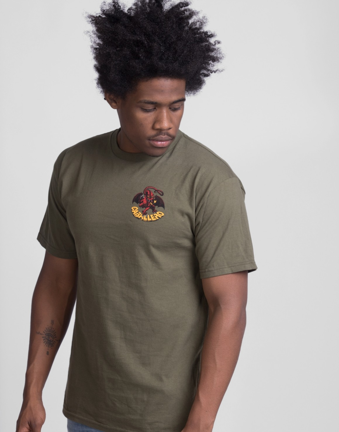 Image of   Caballero Dragon II S/S Tee
