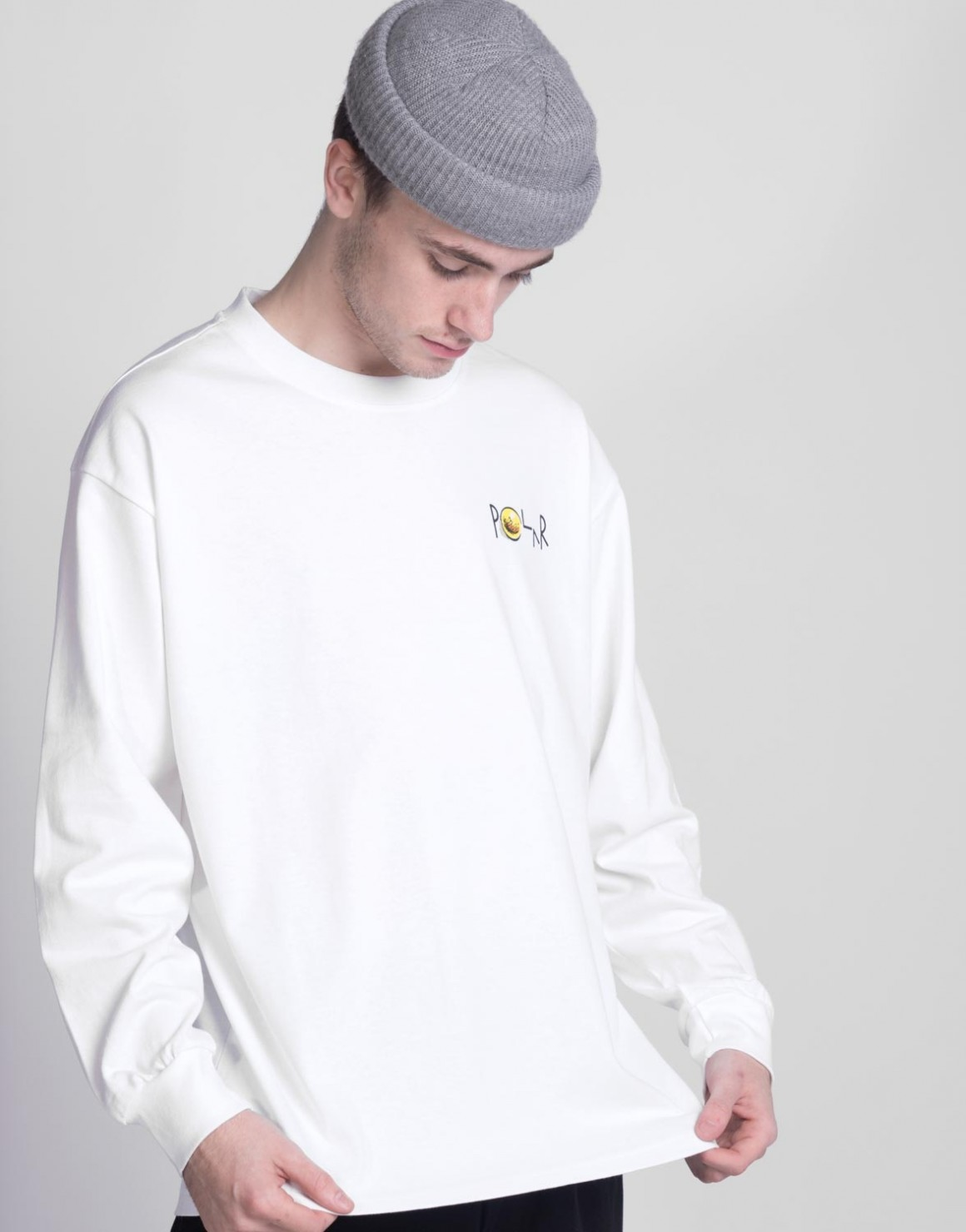 Image of   Dragons Nest Fill Logo Longsleeve