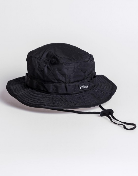 Quilted Ripstop Boonie Hat