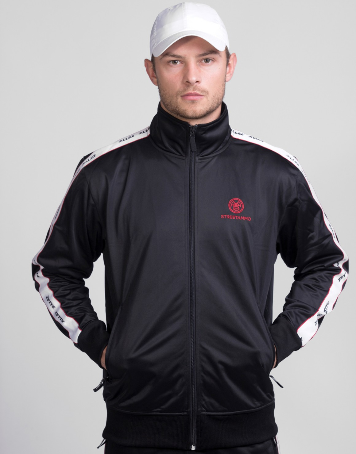 Image of   Allez Allez Trackjacket