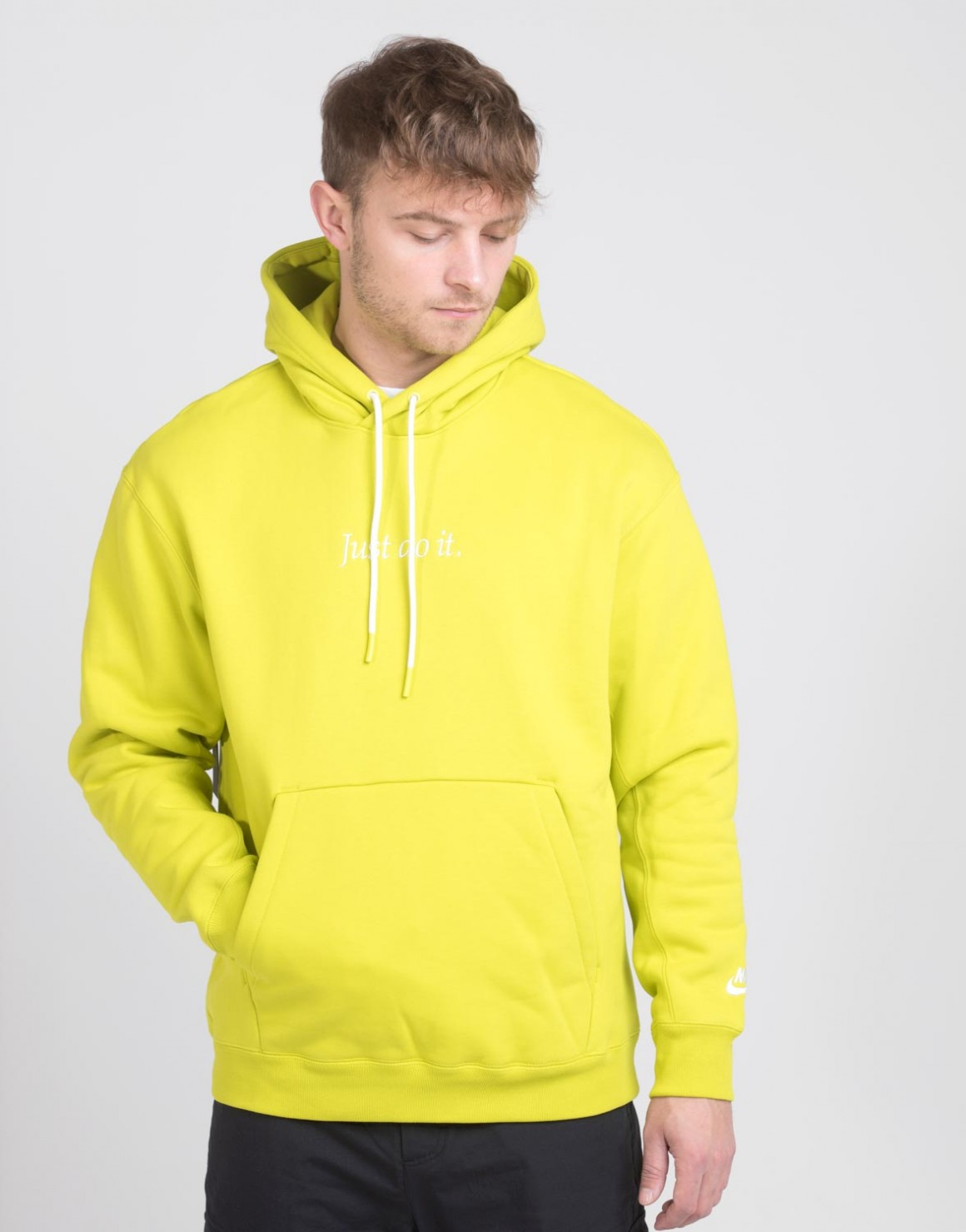 Image of   Just Do It Pullover Hoodie