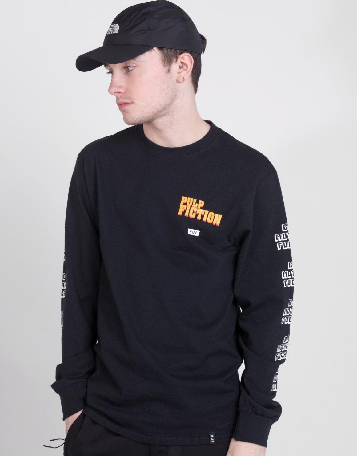 Image of   Bad Mother Fucker L/S Tee